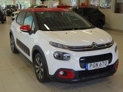 brugt Citroën C3 1.2 PureTech 82 Feel