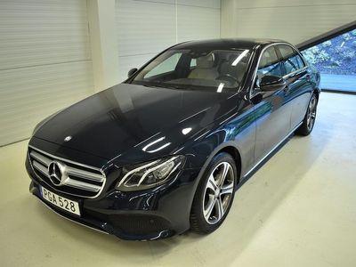 begagnad Mercedes E220 4MATIC 9G-Tronic Euro 6