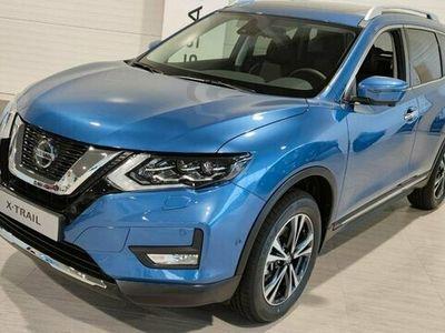 begagnad Nissan X-Trail 160hk AUTOMAT 7-sits TEKNA MOONROOF FABRIKSNY