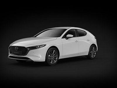 begagnad Mazda 3 2,0 122hk Sky   Mildhybrid