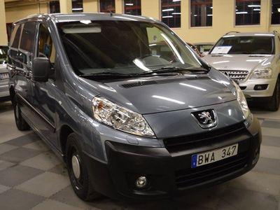begagnad Peugeot Expert 2,0 HDI / 14100 MIL -09
