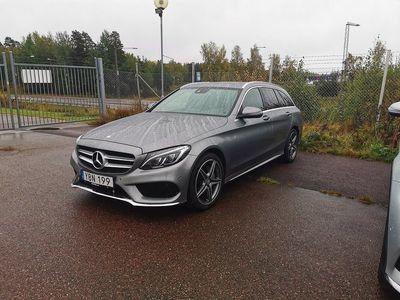 begagnad Mercedes C220 d 4MATIC AMG, Dragkrok, Burmester, Navi