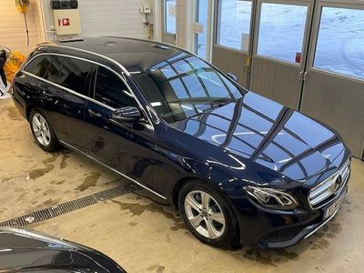 begagnad Mercedes E220 d 4M 4MATIC 9G-Tronic OBS 3400 mil