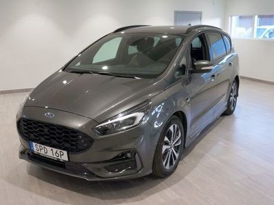 begagnad Ford S-MAX ST-Line 2.0 Ecoblue Diesel AWD 190hk Aut