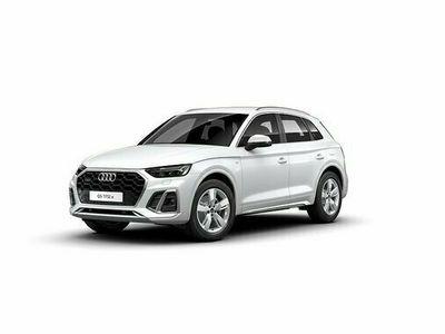 begagnad Audi Q5 55 TFSIe Quattro S line Försäljningsstart 2021, SUV Pris 578 000 kr