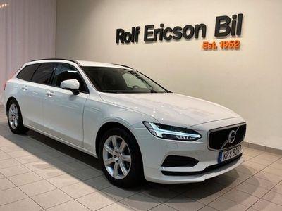 begagnad Volvo V90 D3 Business 2018, Kombi 229 500 kr