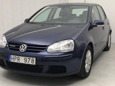 brugt VW Golf A5 1.9 TDI BlueMotion 5dr