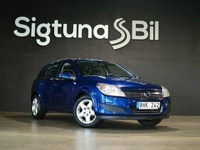begagnad Opel Astra 1.6 Twinport 105hk Motorvärmare