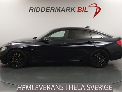 begagnad BMW 435 i GC M Sport Navi H/K Eu6 306hk