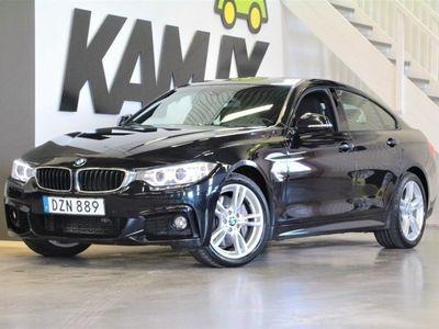 begagnad BMW 435 Gran Coupé 435 d xDrive | M-Sport |