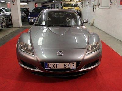 begagnad Mazda RX8 1.3 192hk, Nyservad, Sport