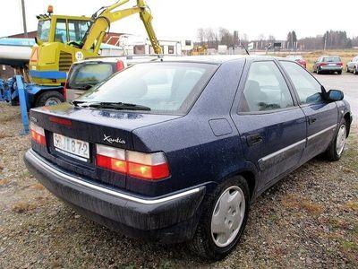 begagnad Citroën Xantia 1.8 SX 110Hk. Besiktad