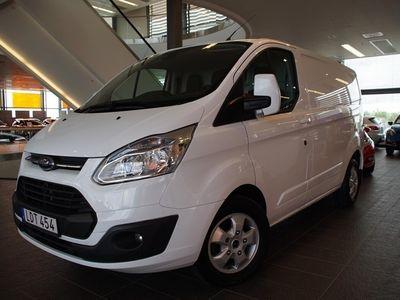 begagnad Ford Custom TransitSkåp Limited 310L1