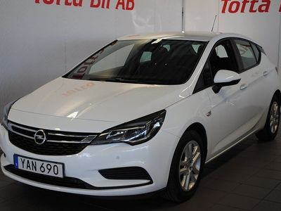 begagnad Opel Astra 4 125 Hk Edit -16