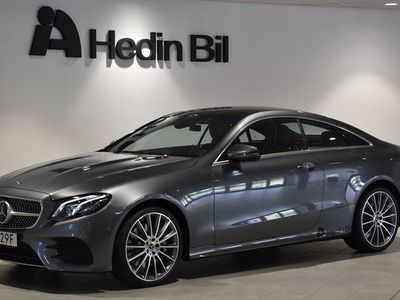 begagnad Mercedes 300 E-KLASSCoupé// AMG-Line