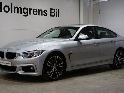 begagnad BMW 430 i xDrive Gc M-Sport Taklucka Navi Hk