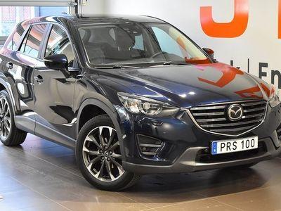 begagnad Mazda CX-5 Optimum 2.5 192hk Aut AWD - MOTORVÄRMARE