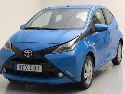 begagnad Toyota Aygo 1.0 5dr