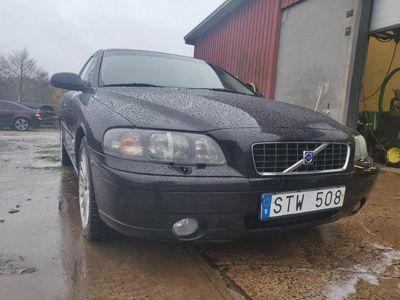 begagnad Volvo S60 2,4T 200hk Nyservad inkl kamrem