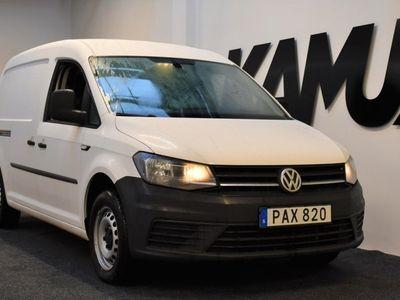 begagnad VW Caddy Maxi SÖNDAGSÖPPET 30/6 2.0 TDI Comfort D-värme Drag EU6 (102hk)