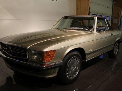 brugt Mercedes 560 SL 1989