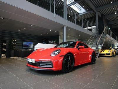 begagnad Porsche 911 Carrera S 992 450 HK