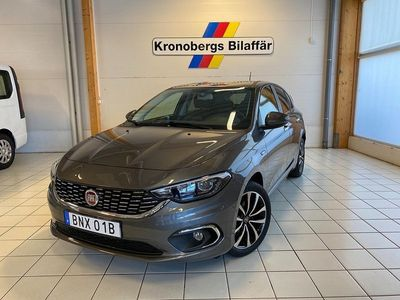 begagnad Fiat Tipo 5d Lounge 1.4T 120hk
