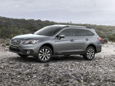 begagnad Subaru Outback 2,0D Ridge