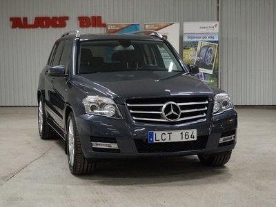 begagnad Mercedes 250 GLK BenzCDI 4MATIC BlueEFFICIENCY 7G-Tronic 2011, SUV 149 900 kr