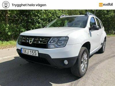 begagnad Dacia Duster 1.5 dCi 4x2 2017, Personbil Pris 100 000 kr