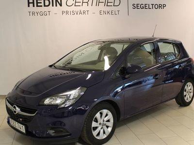 begagnad Opel Corsa 1.4 ECOTEC 5dr 90hk S+V-Hjul -16