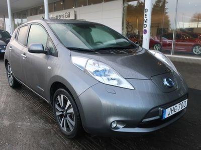 begagnad Nissan Leaf 30 Kwh Tekna