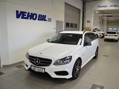 begagnad Mercedes E250 AMG Line, Night Package, Dragkrok