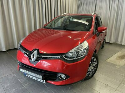 begagnad Renault Clio Sport Tourer Energy TCe 90 Expression SportT