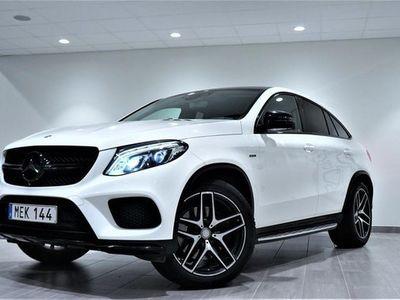 begagnad Mercedes 450 GLE BenzAMG HARMAN KARDON 4M 2016, SUV 529 900 kr