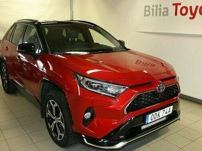 begagnad Toyota RAV4 Laddhybrid STYLE PREMIUM- INFOPAK DRAG V-HJUL LEDRAMP 2020, SUV Pris 589 900 kr