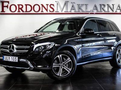 begagnad Mercedes GLC250 D 4MATIC AUT DRAG VÄRMARE FRI HEMLEVERANS