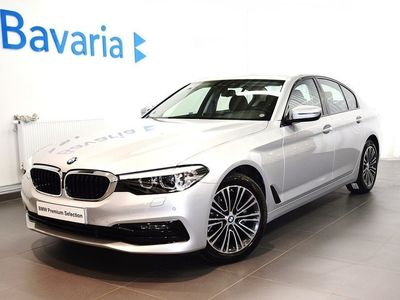 used BMW 520 d xDrive Sedan Sport line Connected Winter *Inkl nya v-hjul*