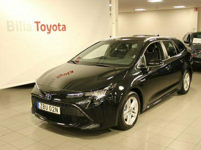 begagnad Toyota Corolla Touring Sports Hybrid 1,8 Active SPI