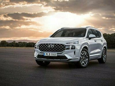 begagnad Hyundai Santa Fe Plug-In Hybrid Essential 4WD 7-Sits 2021, SUV Pris 544 900 kr
