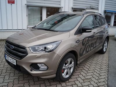 begagnad Ford Kuga ST-Line 1.5T E85 Edition Aut V-hjul Aludubb 2019, SUV 299 400 kr