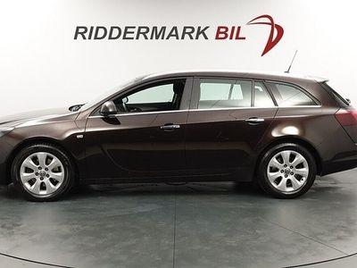 begagnad Opel Insignia Sports Tourer 2.0 CDTI 140hk DR -14