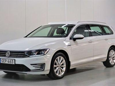 begagnad VW Passat Variant GTE 1.4 | TSI M-värme | Drag | S&V-Hjul