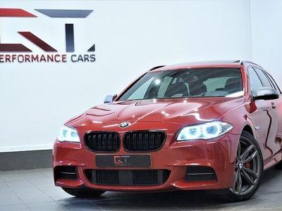 begagnad BMW M550 d xDrive Touring LCI Eu6 SE SPEC Sv-Såld