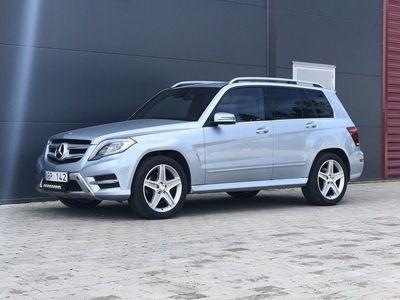 begagnad Mercedes GLK220 AMG CDI 4MATIC / Drag / Automat