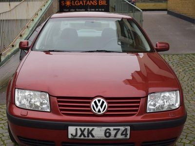 begagnad VW Bora 1,6