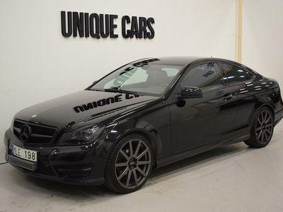 begagnad Mercedes C220 C BenzCDI Coupé Aut AMG Nybes 2012, Personbil 144 900 kr