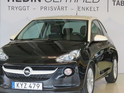 begagnad Opel Adam JAM 1,4 90HK EASYTRONIC