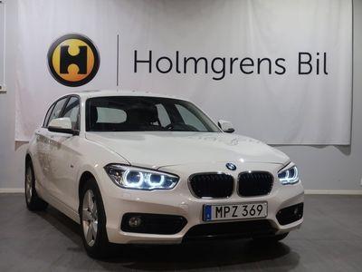 brugt BMW 118 d 5dr Sport Line (150hk) HiFi