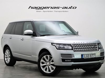 begagnad Land Rover Range Rover Vogue / SDV8 / 340hk